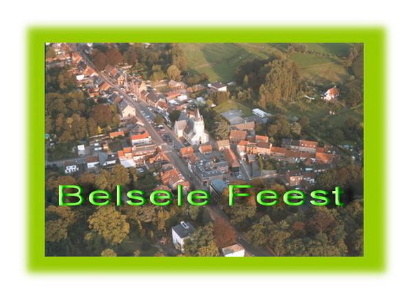 Luchtfoto Belsele