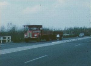 van t kruis transport