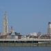 Antwerpen   Zicht van over de schelde