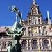 Antwerpen  Stadhuis,  Brabo