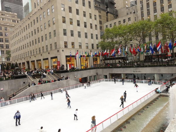 Rockefeller Plazza