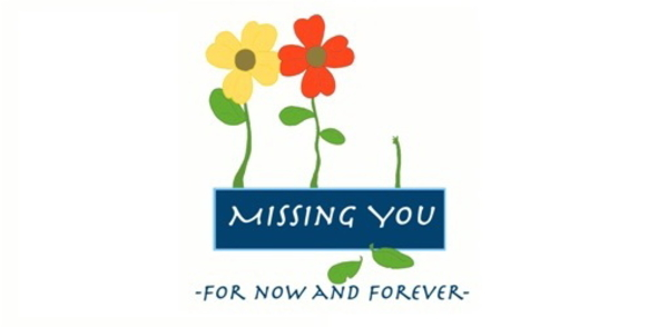 Missing You Logo