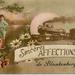BLANKENBERGHE SINCERES AFFECTIONS DE BLANKENBERGHE (1921)