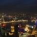 1 Shanghai _de bund_luchtzicht bij avond
