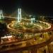 1 Shanghai _snelwegen by night