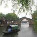 1b Zhouzhuang _waterdorp met kanaal en brug