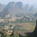 2 Yangshuo_ karstformaties_luchtzicht vanuit ballon