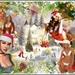 Kerstcompositie