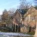 De oude watermolen te Dunham Massey
