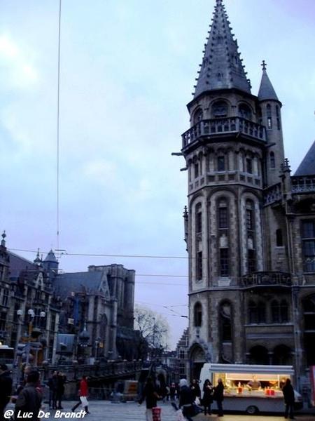 Florastappers wandeling Gent