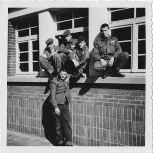 1966-03-20 Genieten van de zon