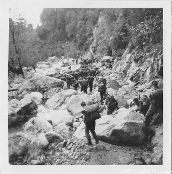 1966-10-12 Op weg naar Incudine 1