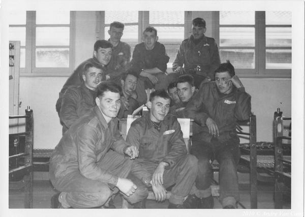 1966 Februari - Even rust