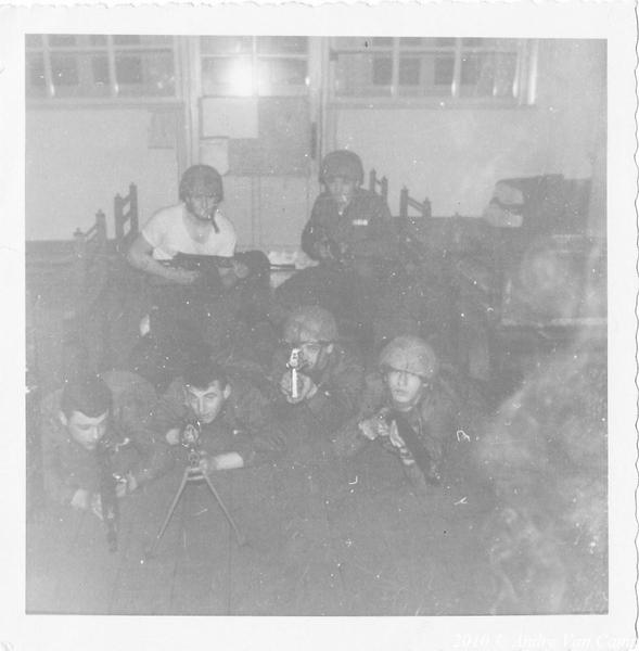 1966 Februari  - Stoere jongens