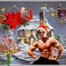 macho kerstman
