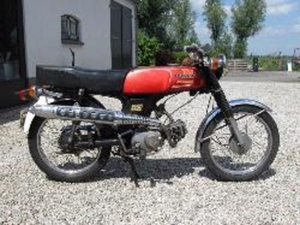 Honda SS 50