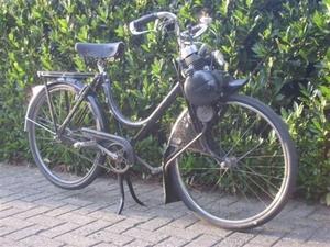 Solex Zwanenhals 1954
