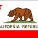 1 California  flag