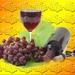 Wijn of druiven