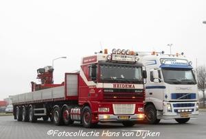 Line-up Heidema-Datema