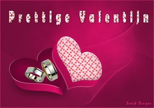 doos met hartjes voor valentijn