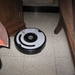 de Roomba Robot poetst het huis 007