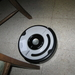 de Roomba Robot poetst het huis 014