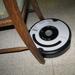 de Roomba Robot poetst het huis 015