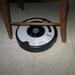 de Roomba Robot poetst het huis 016