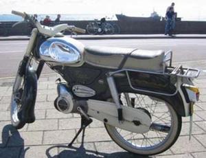 DKW.  Hummel Luxus TS