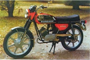 Zündapp-GTS 50