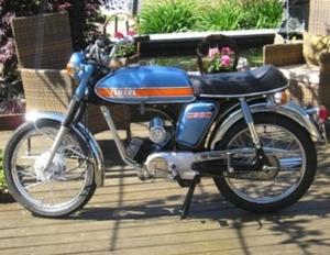 Yamaha SS 50