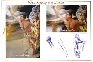 06 De SCHEPPING VAN  ADAM