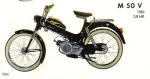 Puch M V 50