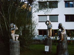 De enige houtsnijdersschool van Oostenrijk