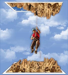 bergbeklimmer-uit-kader