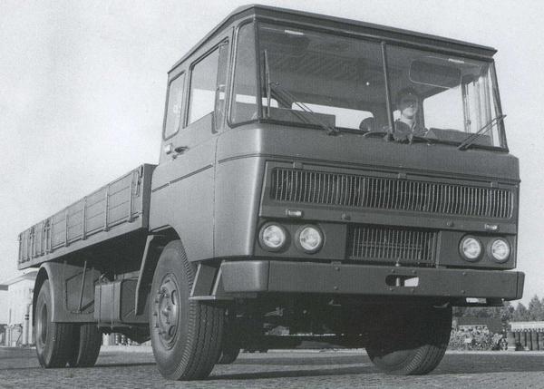 DAF-2600 (PROTO TYPE)
