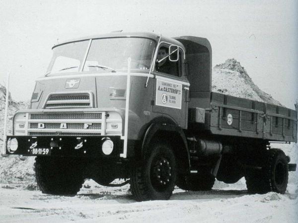 DAF-2200 A.v.CASTEREN TILBURG.