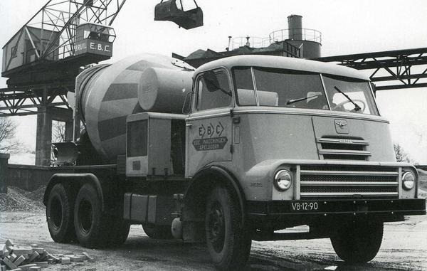 DAF-2000DO E.B.C BETON.