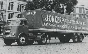 DAF-7 STREPER JONKER VEENDAM.