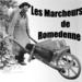 Les Marcheurs de Romedenne 06 grijswaarden