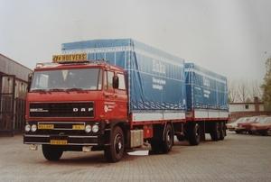 DAF-2800 Firma HOEVERS ARNHEM