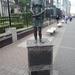11 San Jose, _P1070649 _Anna Frank beeld, geschonken door Nederla