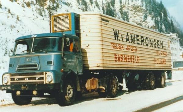 DAF-2400 W.v.AMERONGEN BARNEVELD.