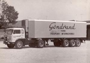FIAT GONDRAND TORINO (I).