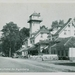 Hotel ,,de Vrijenberg'' met auto