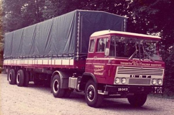 DAF-2600 WEITMANN MAASTRICHT.
