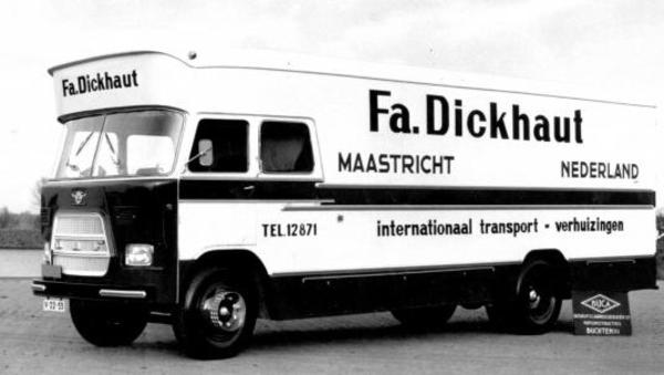 DAF Fa.DICKHAUT MAASTRICHT.