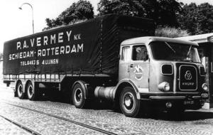 KRUPP P.A.VERMEY ROTTERDAM.