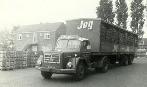 MAGIRUS-DEUTZ E.J van DIJK UTRECHT (NL)